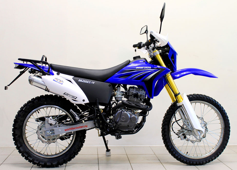 Дакар Кросс SK 250 GY-10